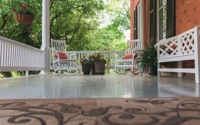 6 Easy Ways to Update Your Front Porch